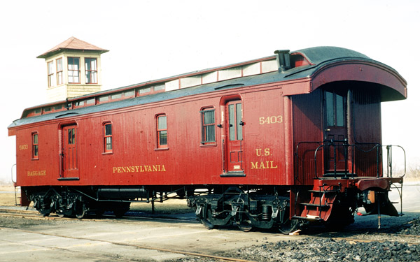 Railroad Museum of Pennsylvania | Roster